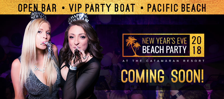 8951d5b47637 Photos - New Year's Eve Beach Party 2019 - San Diego New Year's Eve Beach  Party 2019
